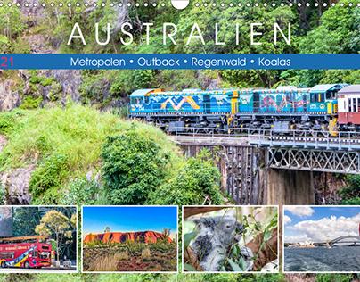 Australien - Metropolen • Outback • Regenwald • Koalas