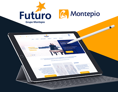 Futuro (Grupo Montepio) - Website Responsive
