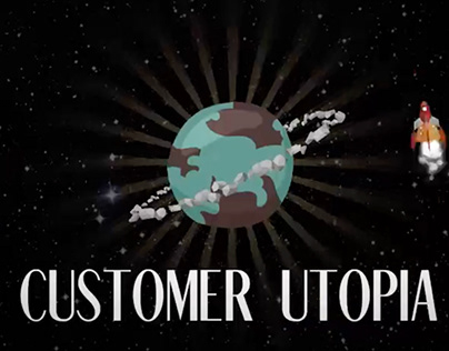 Corporate Marketing Video - Space Race
