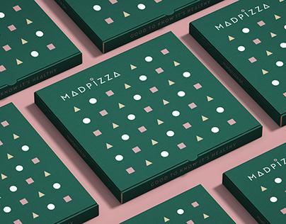 Madpizza | Rebranding