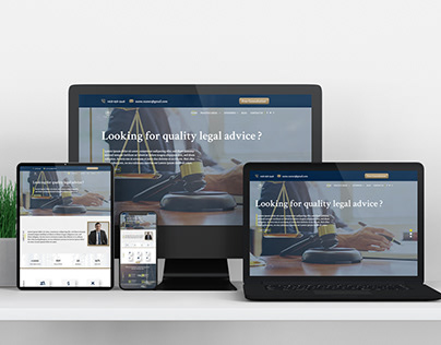 Criminal Case Legal Advice Mockup