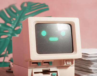 Computer Error, animation