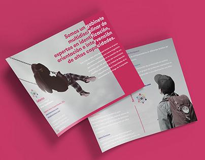 LATENTO - Diseño identidad corporativa, web y editorial