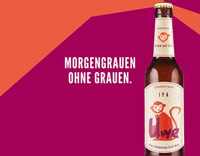 UWE - Das alkoholfreie Craftbier