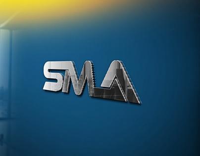 Typography logo SMA