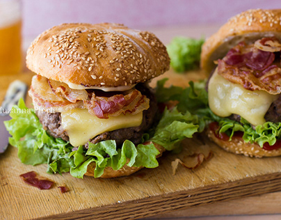 Cookingbox.pl - Burgers and Sandwiches