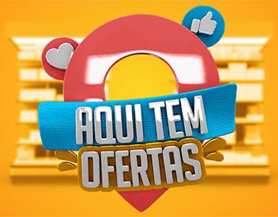 Selo Promocional Ofertas - Download Reações Facebook