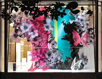 WIndow Display @Hankyu Umeda Departmentstore