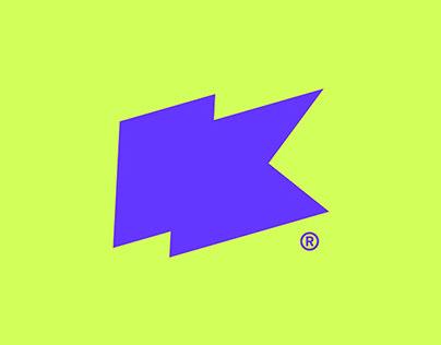 KakaoM '1theK' Brand Identity