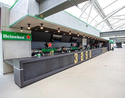 LAFC Supporters' Bar