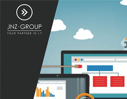 JNZ Group Web Adverts