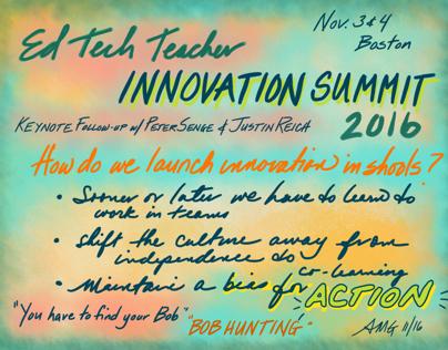 EdTechTeacher Innovation Summit