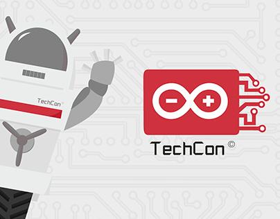 TechCon - Identidad corporativa & Diseño UI