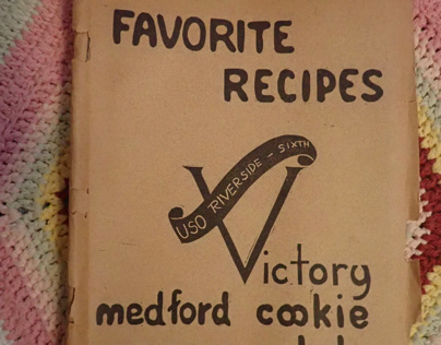 FAVORITE RECIPES - Victory Cookie Club