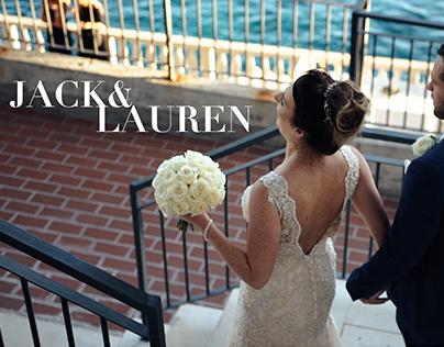 Jack & Lauren's Wedding Adventure