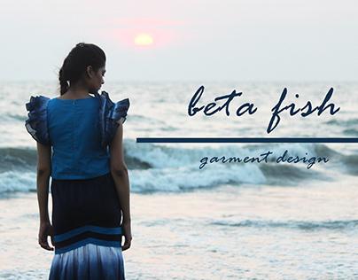 Garment Design - Betta Fish