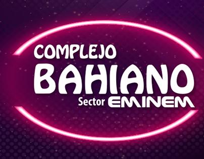 Arte para Redes Sociales -Discoteca Bahiano - Argentina