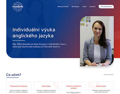 Rozmluvto.cz - WordPress site