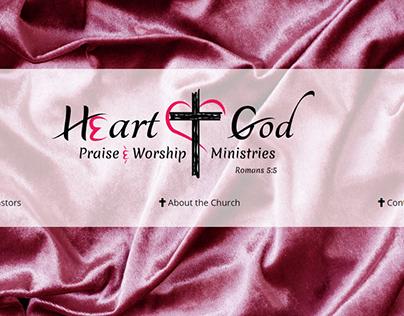 Heart of God Website