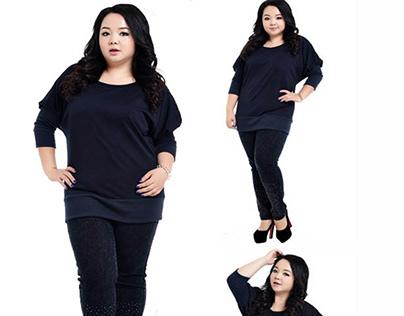TERBUKTI !!!Tips Memilih Baju Wanita Gemuk Agar Terlih