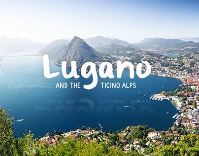 Lugano and the Ticino Alps