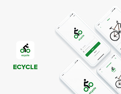 ecycle : the bicycle renting app
