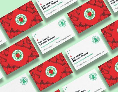 Fresarte - Branding Design 2020
