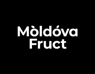Moldova Fruct Identity