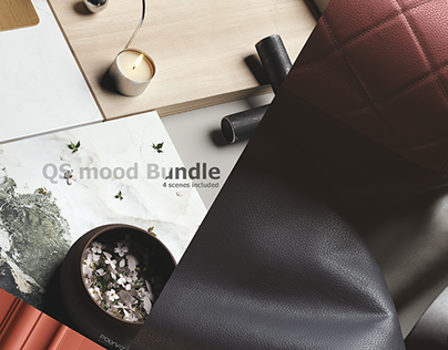 QS mood Bundle | corona render