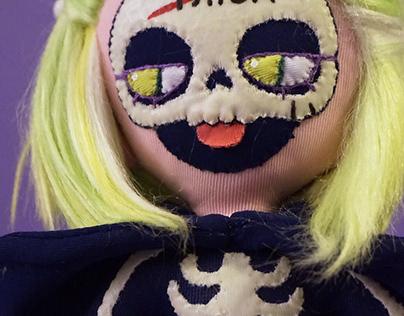 1. Skeleton - 10GHOULS