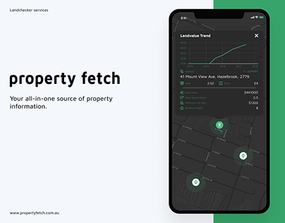 Landchecker Property Fetch