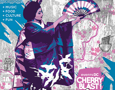 Cherry Blast! Marketing Campaign