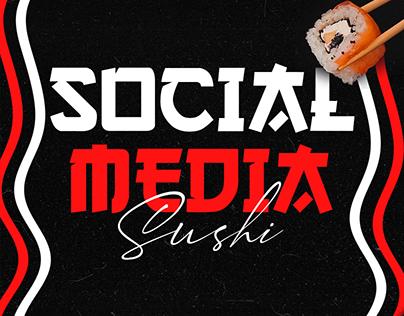 Sushi Social Media