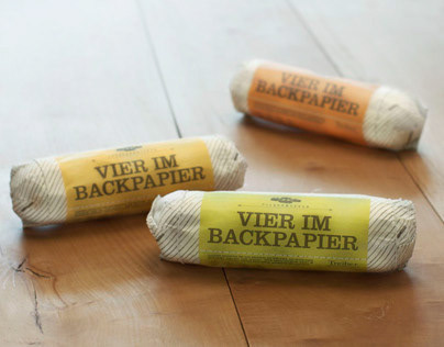 "TREIBER ""Keine Verpackung, sondern Backpapier"""