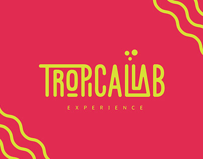 Brand & Visual Identity Design for Tropical Lab