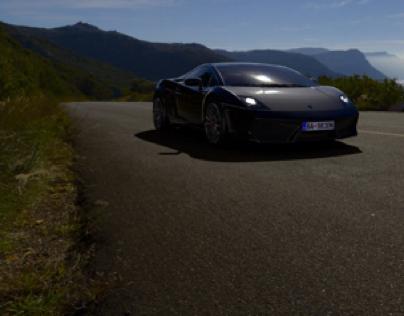 Lamborghini (3dsMax learning)