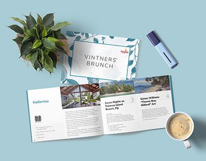 Modern Website & Brochure Design - Harbour Hopsice