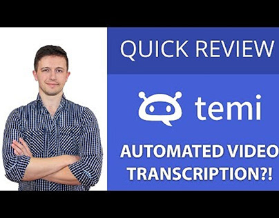 A Complete Review of the Automatic Transcriber: Temi
