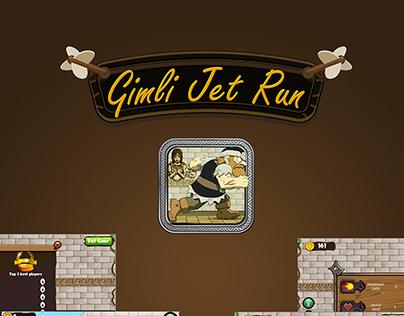 Gimli Jet Run Game