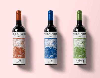 Shilohvale - Branding and Label Design