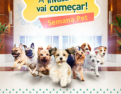 Semana Pet Shopping Santa Úrsula