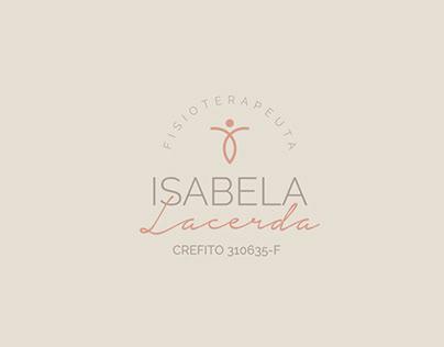 Isabela Lacerda - Fisioterapeuta | Identidade Visual
