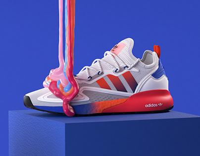Adidas - ZX 2K BOOST