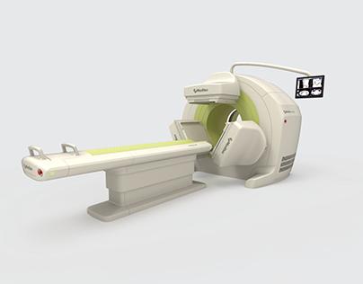 Medical Imaging Device Design for Mediso - MA degree