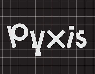 Pyxis Typeface
