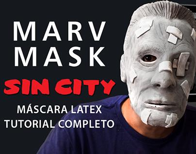 Marv`s Latex Mask