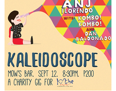 Kaleidoscope charity Gig