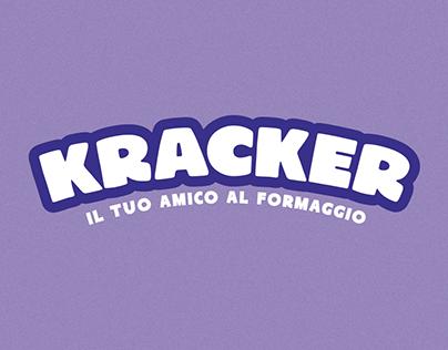 Kracker - Il tuo amico al formaggio
