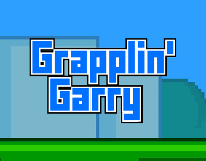 Grappling Garry - Game