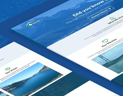HERI | Web Design